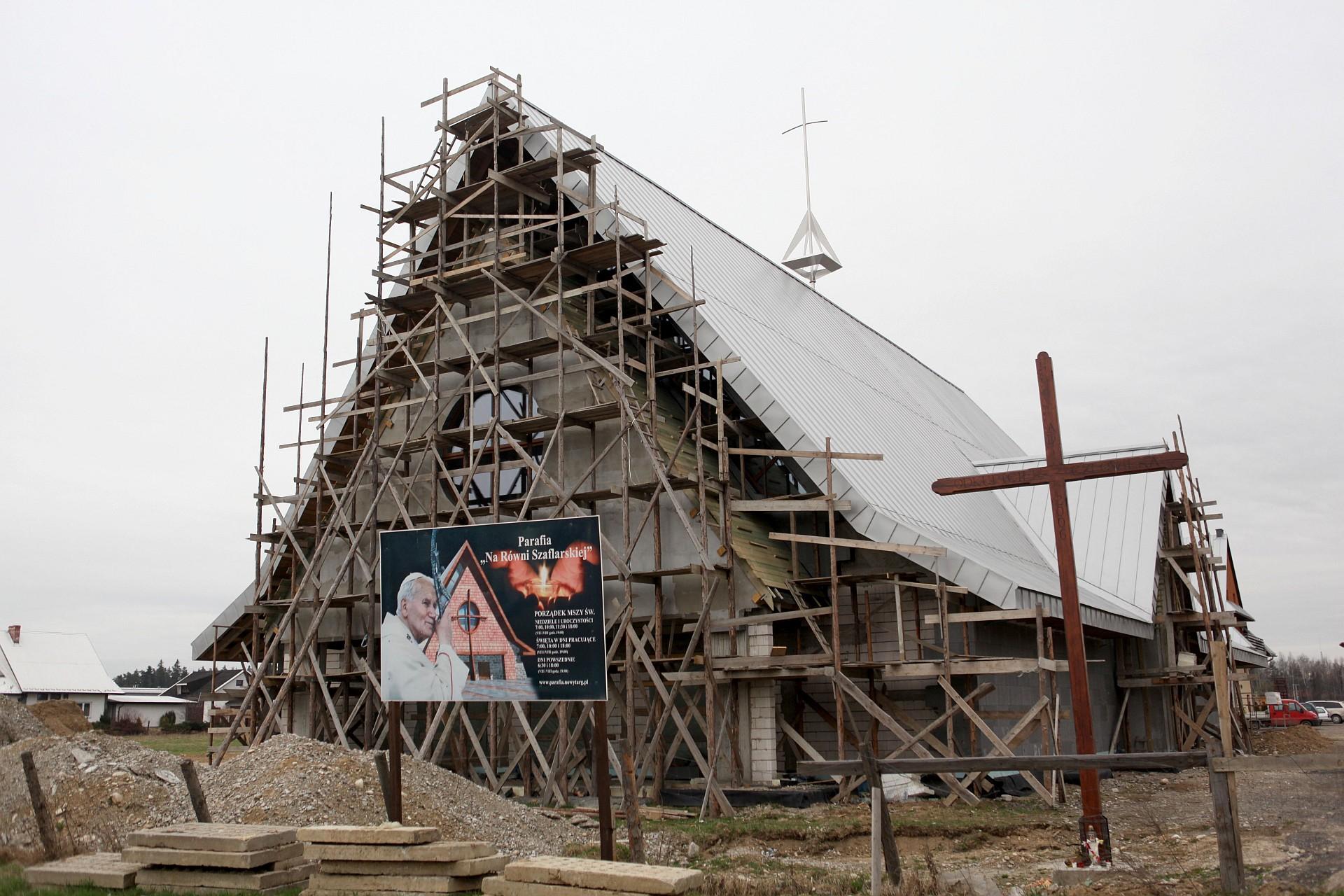Parafia Na Równi Szaflarskiej
