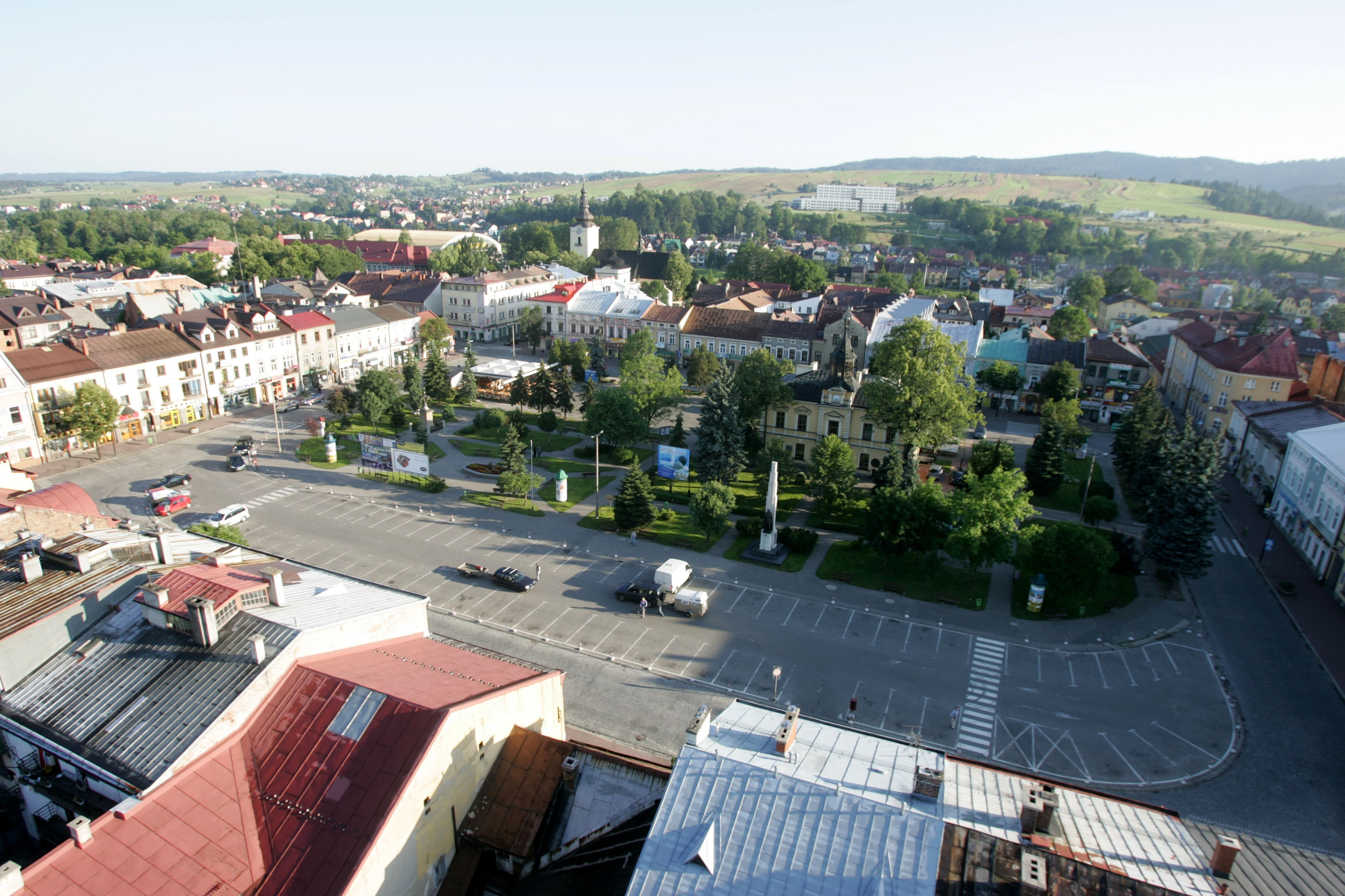 Nowy Targ - miasto papieskie